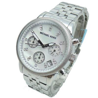michael kors damenuhr chrono statt 189 eur mk5020 uhr uhren armbanduhr watch ebay. Black Bedroom Furniture Sets. Home Design Ideas