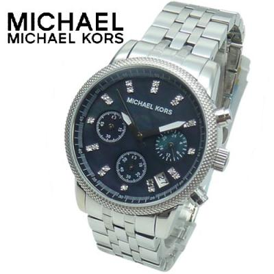 michael kors uhr mk5021 ritz damen chronograph edelstahl. Black Bedroom Furniture Sets. Home Design Ideas