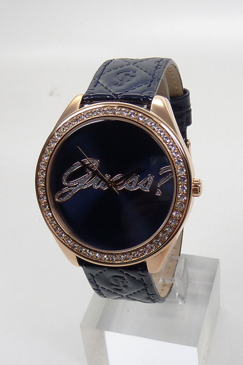 Guess Watch Ladies' Wristwatch W0570L2 Rose Gold ...