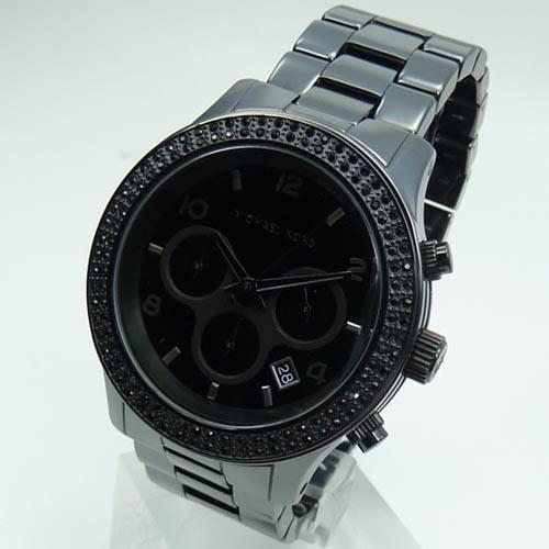 michael kors keramik uhr uhren damenuhr uvp 399eur chronograph mk5360 armbanduhr ebay. Black Bedroom Furniture Sets. Home Design Ideas