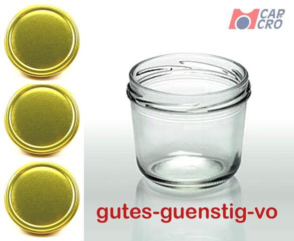 80-Sturzglaeser-230-ml-Marmeladenglaeser-Einmachglaeser-Wurstglaeser