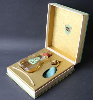 4711 k lnisch wasser blau gold doppelt original karton mit. Black Bedroom Furniture Sets. Home Design Ideas