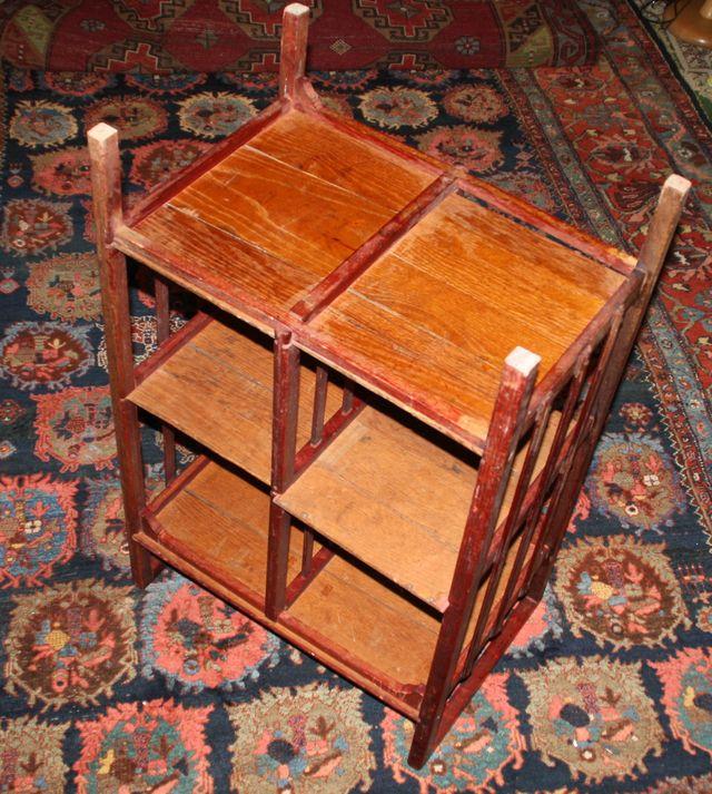 bauhaus akten ablage regal aktenablage f cher sprossen aktenbock holz art deco ebay. Black Bedroom Furniture Sets. Home Design Ideas