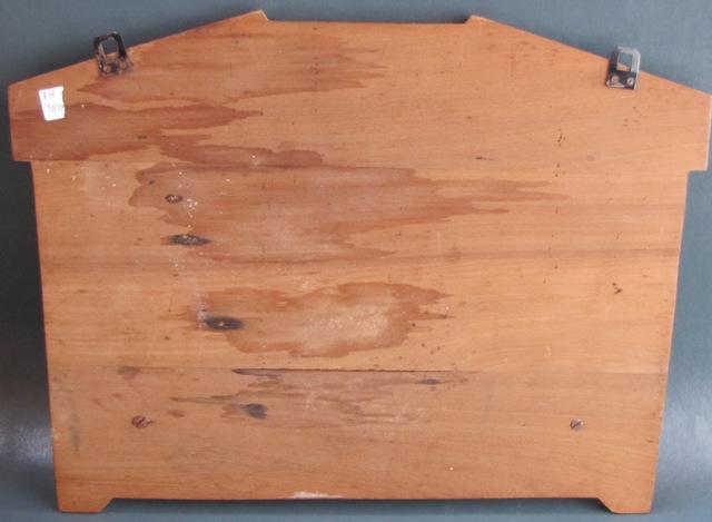 holz zeitungshalter wandhalter zeitung kerbschnitzerei wandzeitungshalter antik ebay. Black Bedroom Furniture Sets. Home Design Ideas