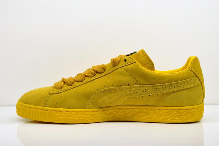 Puma Suede Gelb