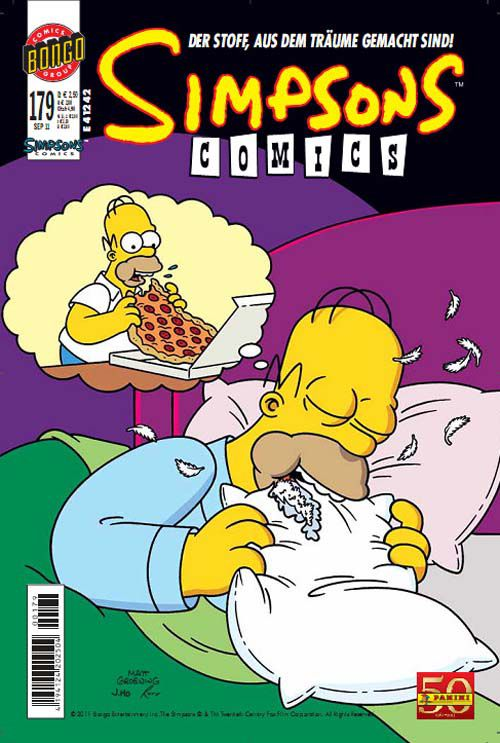 The Simpsons Comics #179, Bongo, 2013