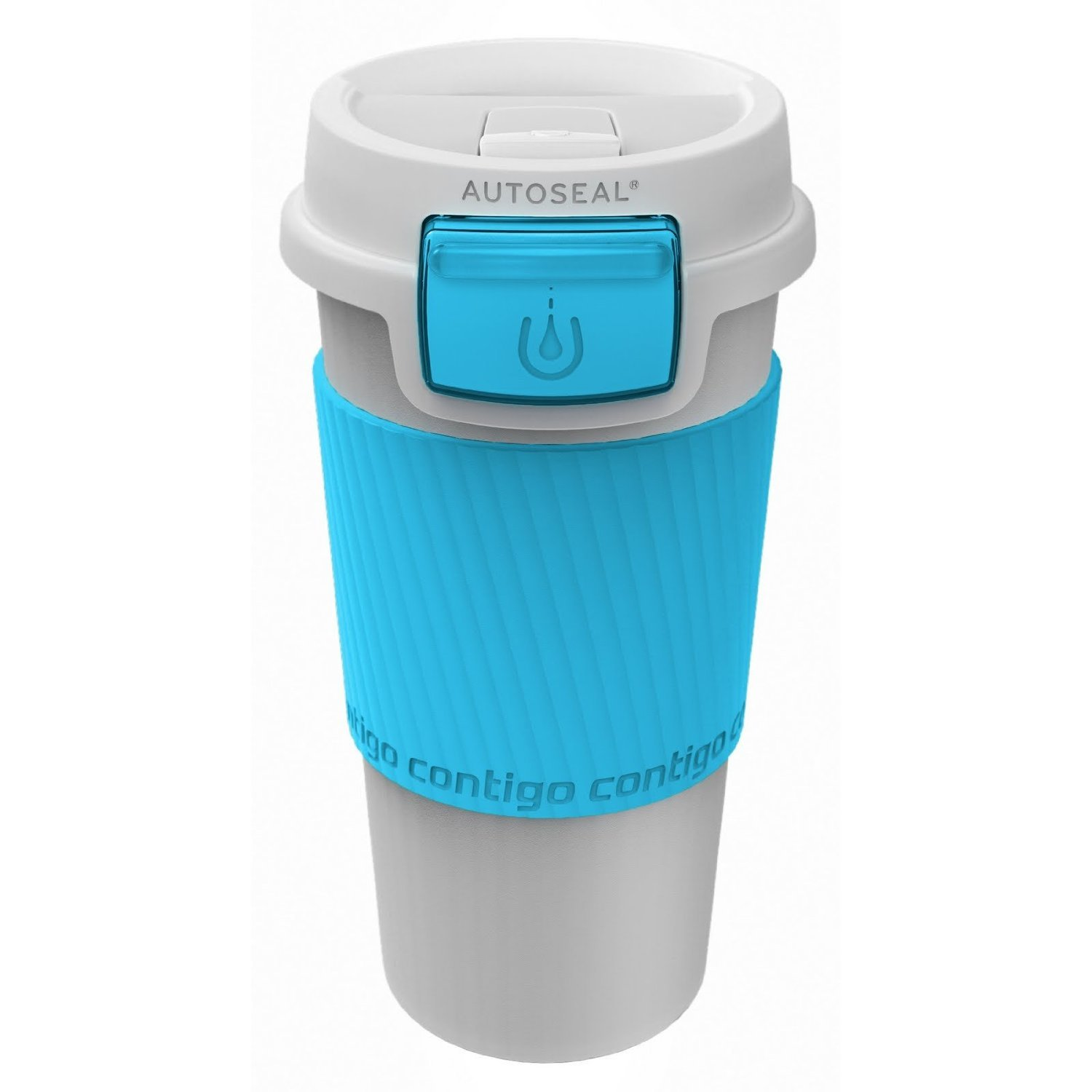 contigo morgan thermo kaffeebecher ocean blau ebay. Black Bedroom Furniture Sets. Home Design Ideas