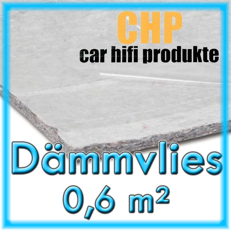 CHP Dämmvlies selbstklebend 1 Matte PKW Schalldämmung KFZ