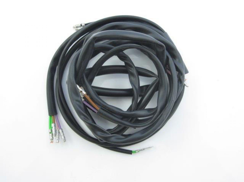Kabelbaum ohne Batterie (ital.) Lambretta GP/dl | eBay