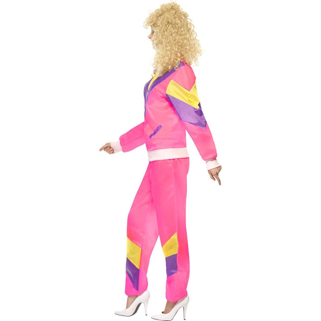 trainingsanzug kost m 80er jahre outfit damen sportkost m. Black Bedroom Furniture Sets. Home Design Ideas