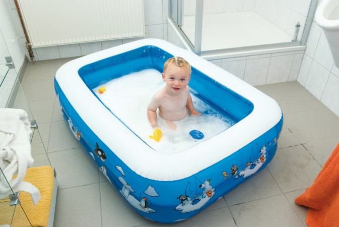 my first pool artic kleinkind pool kinderpool kinderplanschbecken 143x106x36 cm. Black Bedroom Furniture Sets. Home Design Ideas
