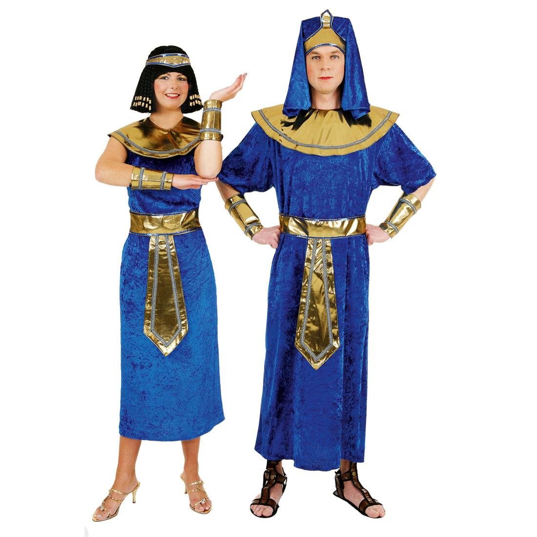 gypter kost m pharao herrenkost m pharaokost m k nig pharaonen gewand gypten ebay. Black Bedroom Furniture Sets. Home Design Ideas