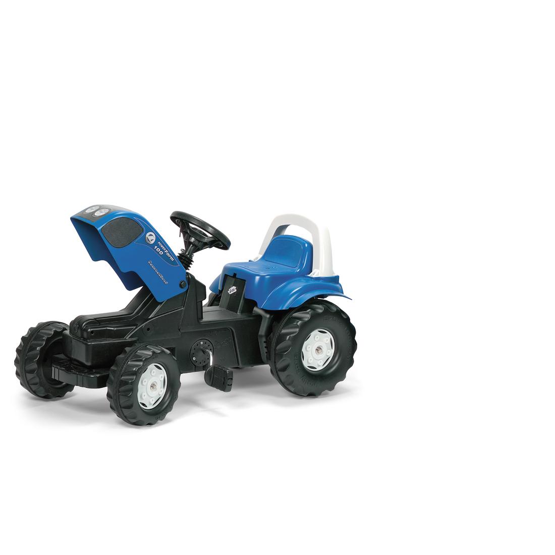 rolly toys trettraktor f r kinder mit anh nger rollykid. Black Bedroom Furniture Sets. Home Design Ideas