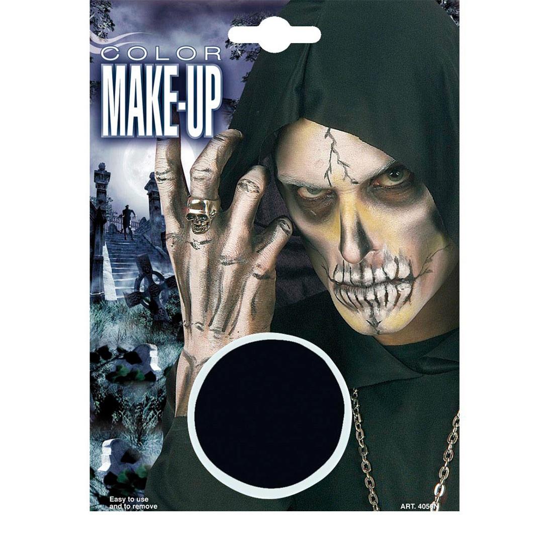 make up wasserfest schwarz makeup faschingsschminke. Black Bedroom Furniture Sets. Home Design Ideas