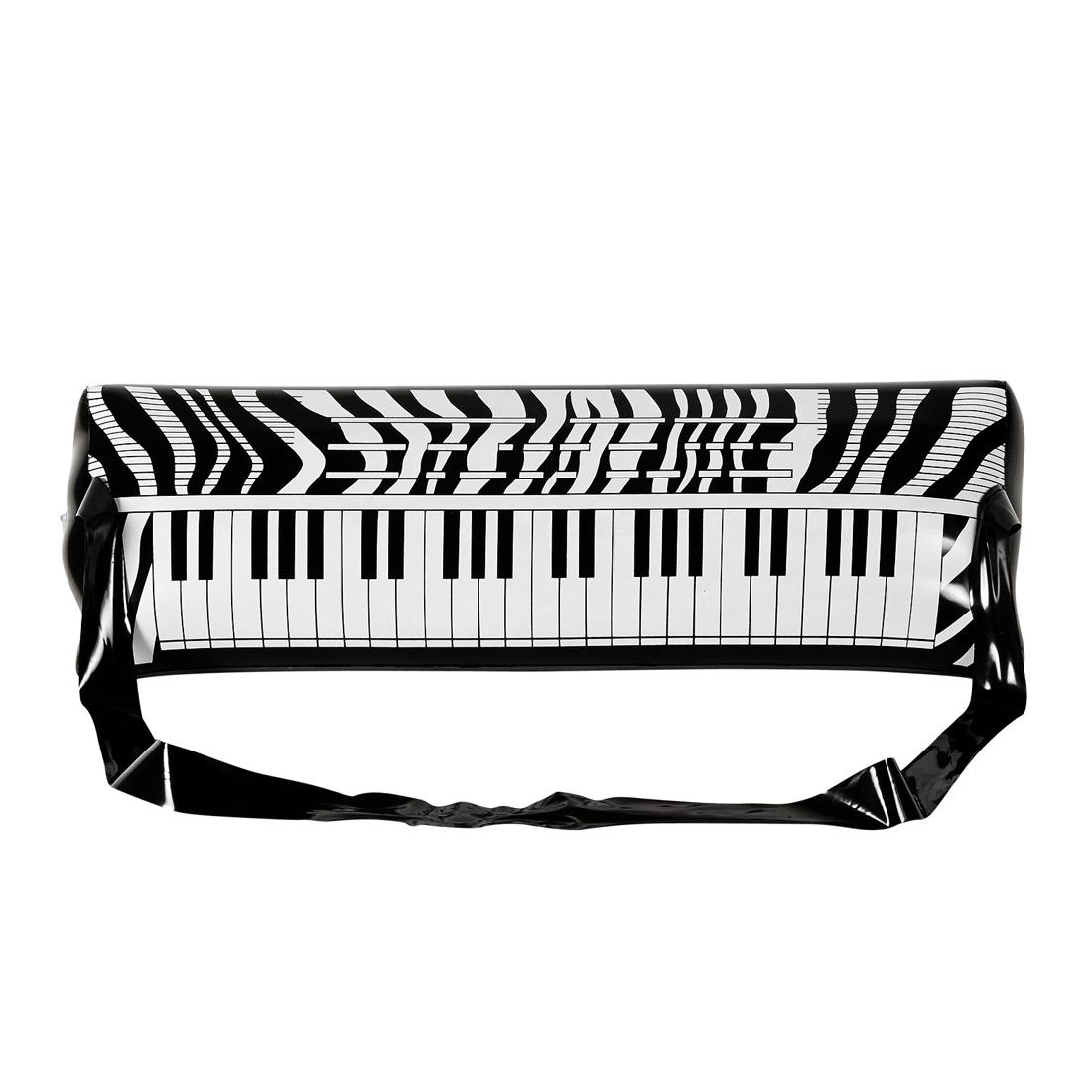 aufblasbares klavier keyboard rockstar luft piano. Black Bedroom Furniture Sets. Home Design Ideas