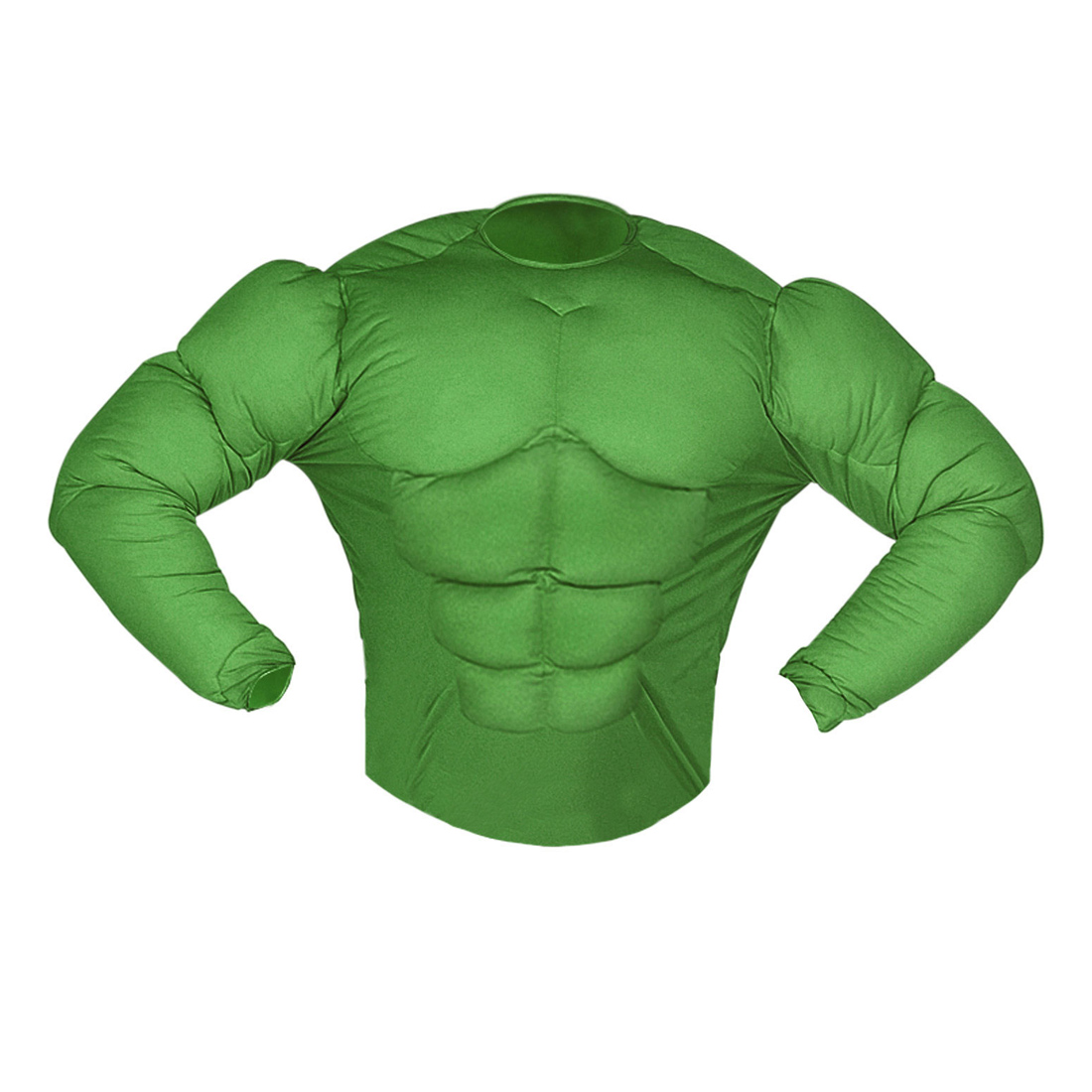 superhelden kost m hulk muskelkost m muskel shirt superheldenkost m gr n sixpack ebay. Black Bedroom Furniture Sets. Home Design Ideas