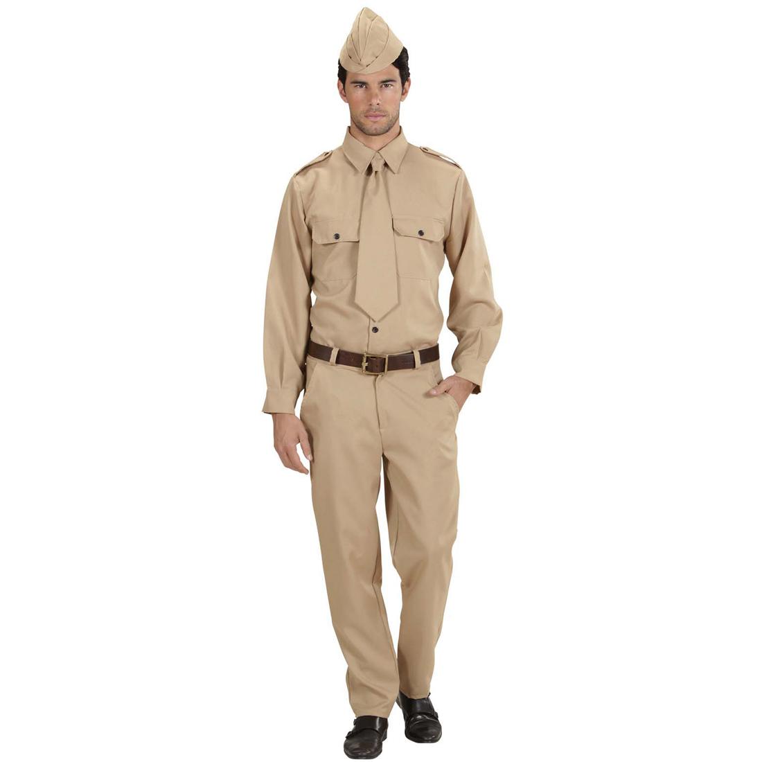 milit r uniform ww2 soldaten kost m soldatenuniform armee soldatenkost m soldat ebay. Black Bedroom Furniture Sets. Home Design Ideas