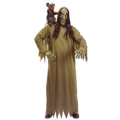 halloween zombie kost m hexenkost m hexe m l untote alte. Black Bedroom Furniture Sets. Home Design Ideas