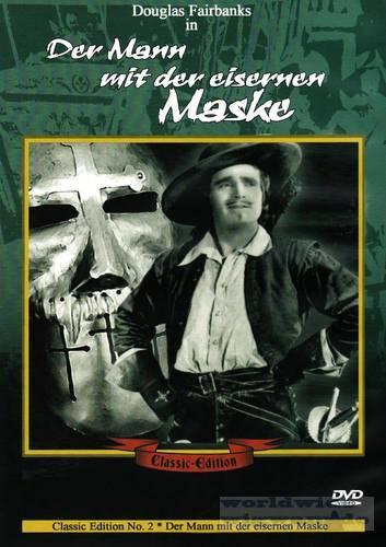 der mann mit der eisernen maske stream