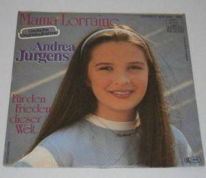 Andrea Jürgens - Mama Lorraine