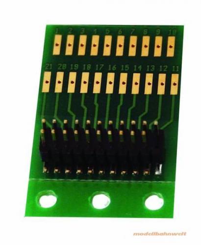 ESU-51967-21MTC-Adapterplatine-H0