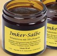imkersalbe 50ml propolissalbe propolis salbe. Black Bedroom Furniture Sets. Home Design Ideas