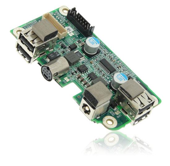 Powerboard USB Board für Medion MD98100 MD 98100 * NEU