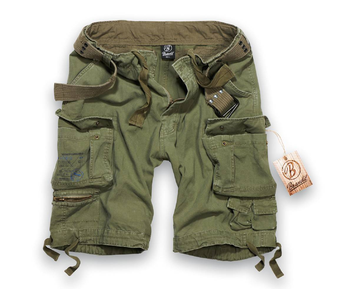 brandit gladiator shorts herren vintage cargo short kurze hosen bermuda ebay. Black Bedroom Furniture Sets. Home Design Ideas