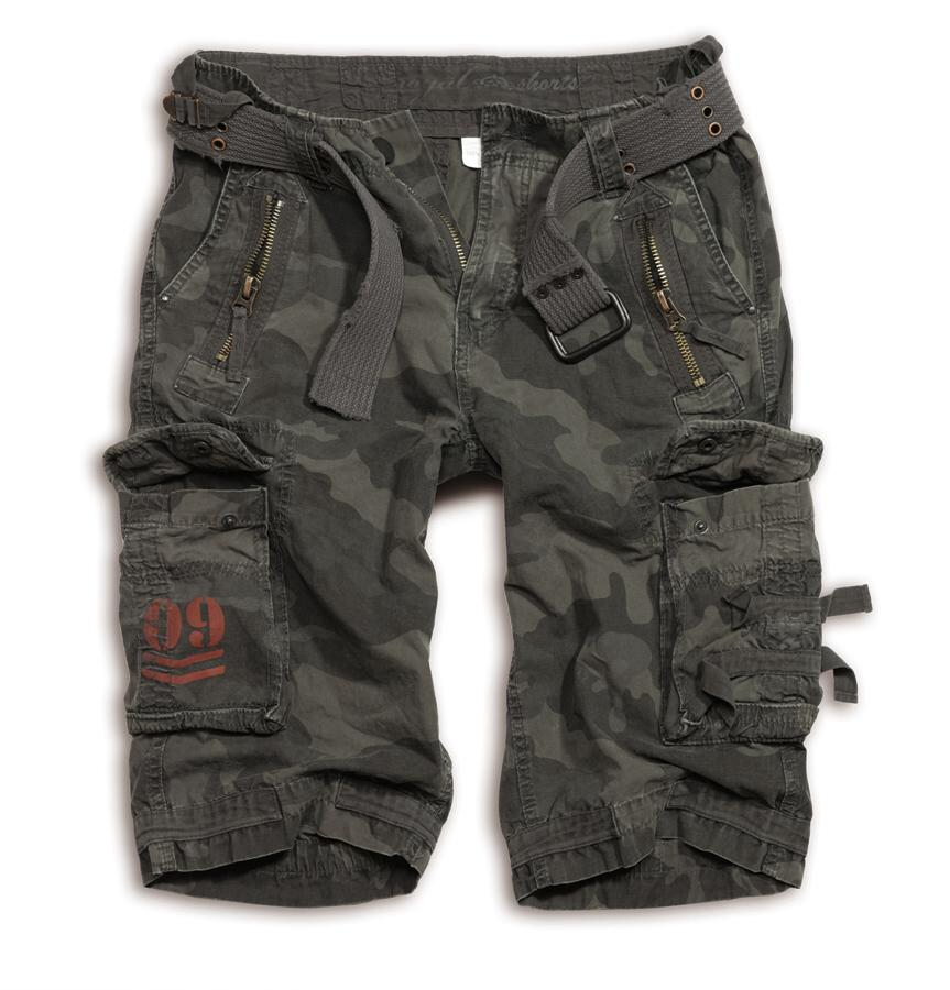 surplus royal shorts vintage cargo shorts herren bermuda xs xxl ebay. Black Bedroom Furniture Sets. Home Design Ideas