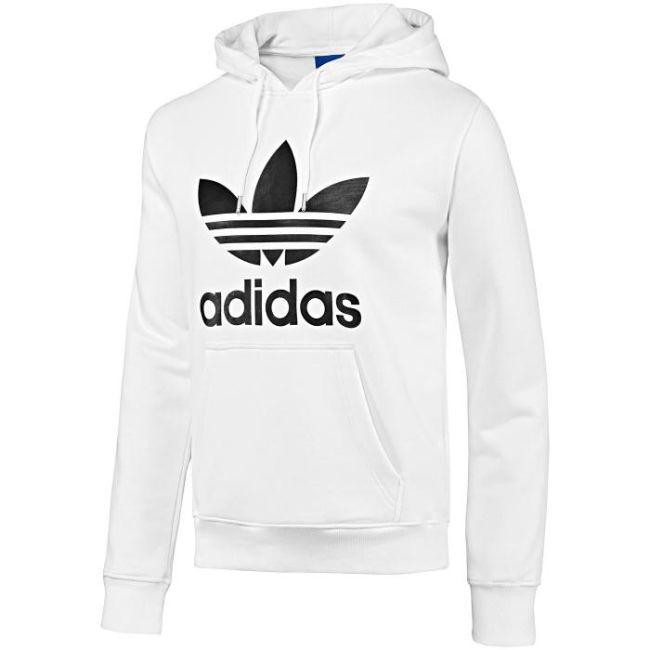 sweatshirt adidas herren weiß
