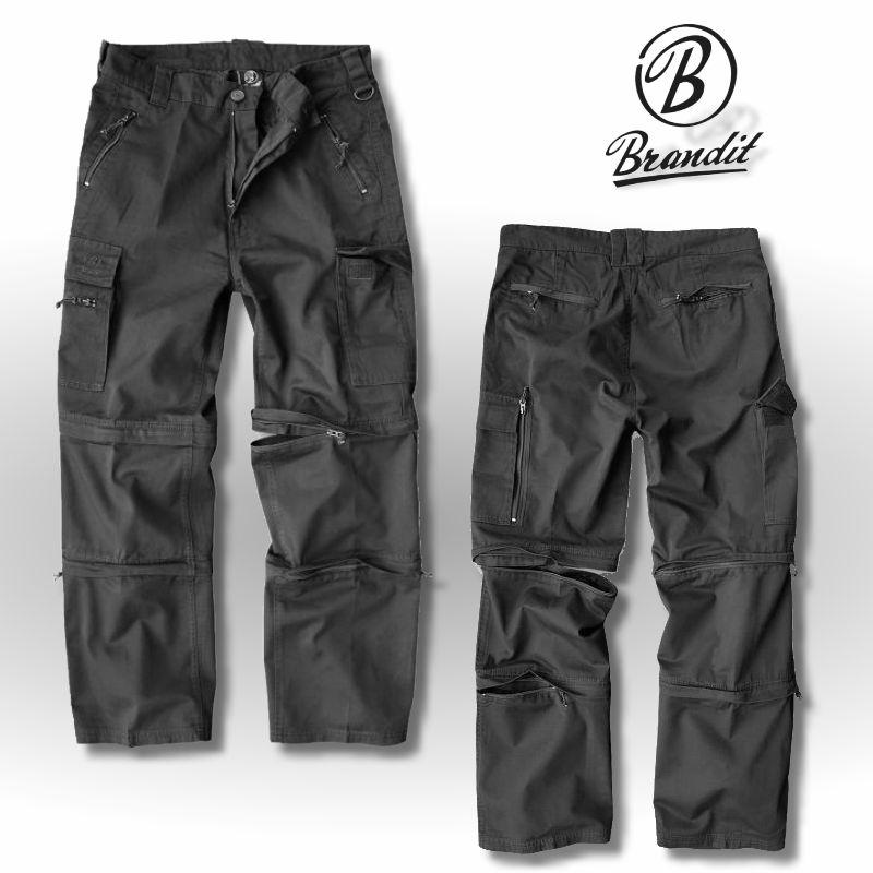 brandit savannah trousers herren zip off trekking hose 3 in 1 ebay. Black Bedroom Furniture Sets. Home Design Ideas