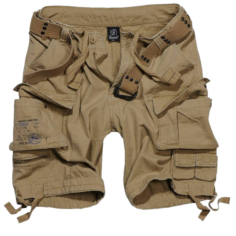 brandit savage gladiator shorts herren vintage cargo short kurze hosen bermuda ebay. Black Bedroom Furniture Sets. Home Design Ideas