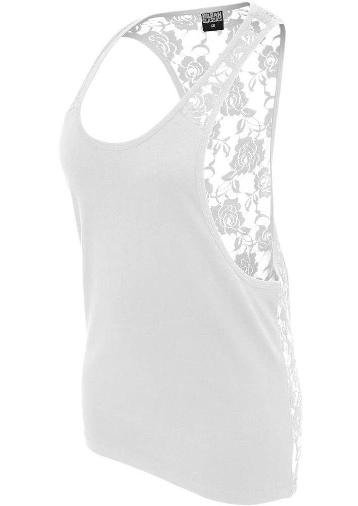 urban classics ladies flower laces loose tanktop tb712 mit. Black Bedroom Furniture Sets. Home Design Ideas