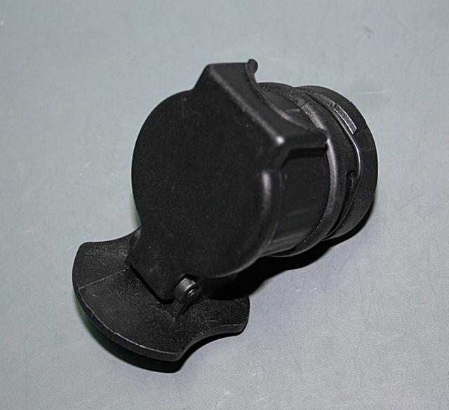 ahk fiche pour adaptateur 13 broche 7 p le prise attelage de remorque ebay. Black Bedroom Furniture Sets. Home Design Ideas