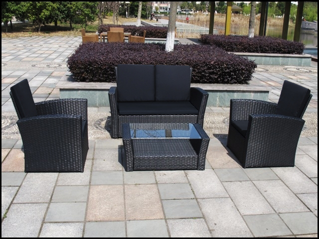 polyrattan gartenm bel set poly rattan garten m bel gartengarnitur sitzgruppe ebay. Black Bedroom Furniture Sets. Home Design Ideas