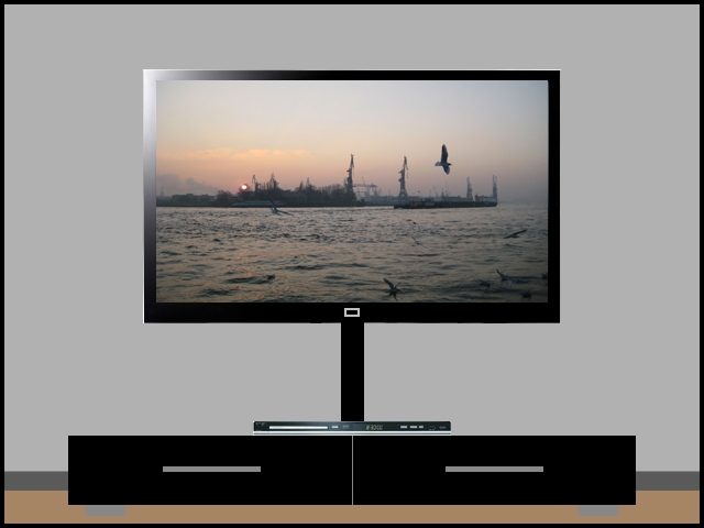 lcd plasma tv tft alu kabelkanal rund 75 cm schwarz ebay. Black Bedroom Furniture Sets. Home Design Ideas
