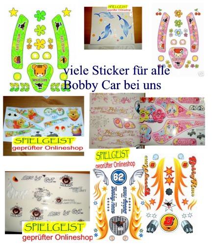 big bobby car classic stickers aufkleberset formel b ebay. Black Bedroom Furniture Sets. Home Design Ideas