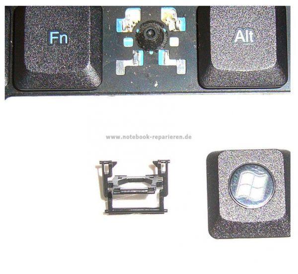 Ersatztaste Packard Bell Hera G :: MP-03756D0-9206