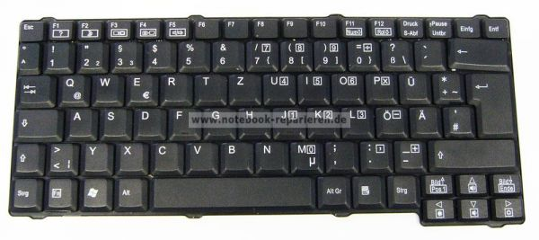 Tastatur Medion MD 98000 WIM 2110 deutsch  MP-03266D0-4429