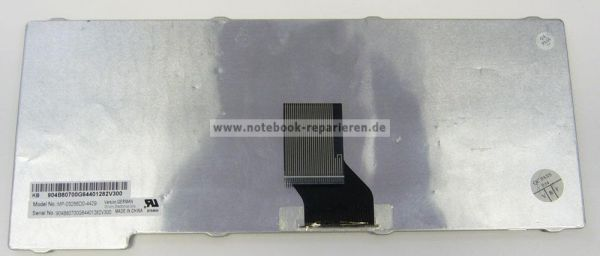 Tastatur Medion MD 98000 WIM 2110 deutsch  MP-03266D0-4429