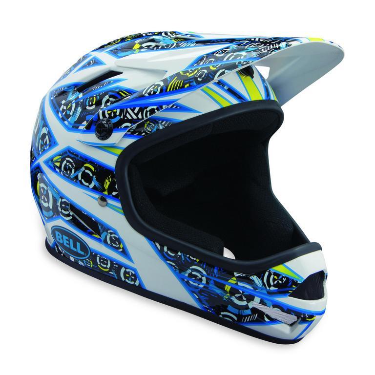 bell sanction fahrradhelm bmx helm blau schwarz gr e s. Black Bedroom Furniture Sets. Home Design Ideas