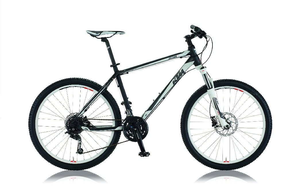 ktm ultra fun 29 zoll hardtail mountainbike black matt. Black Bedroom Furniture Sets. Home Design Ideas