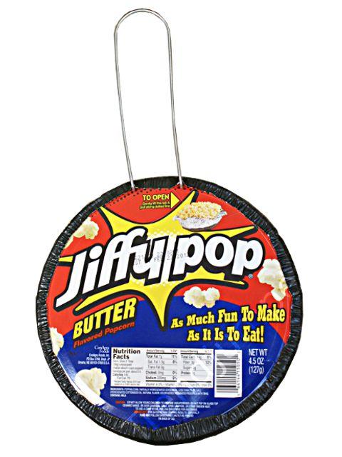 jiffy pop butter popcorn in der pfanne ebay