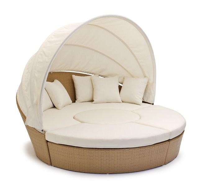 landmann belardo sonnenliege gartenliegeinsel insel. Black Bedroom Furniture Sets. Home Design Ideas