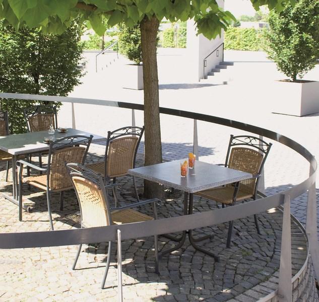 g105482 4 siena garden sessel stapelsessel neapel ii eisengrau natur 4er set ebay. Black Bedroom Furniture Sets. Home Design Ideas