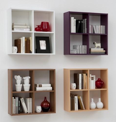 f293 001b fmd wandbord h ngeregal regal b cherregal wandregal in buche nb ebay. Black Bedroom Furniture Sets. Home Design Ideas