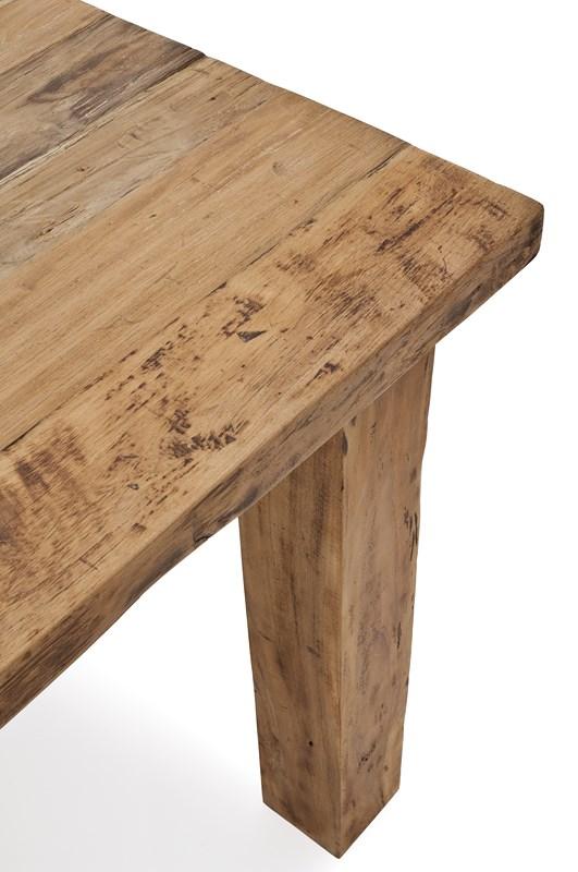 landmann belardo gartentisch teaktisch theria tisch rechteckig grob 220 ebay. Black Bedroom Furniture Sets. Home Design Ideas