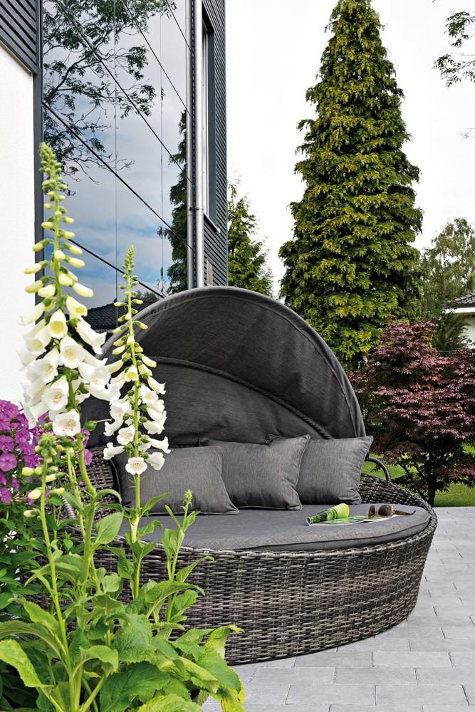 Landmann Belardo Gartenmöbel Liegeinsel Sonneninsel Minois | eBay