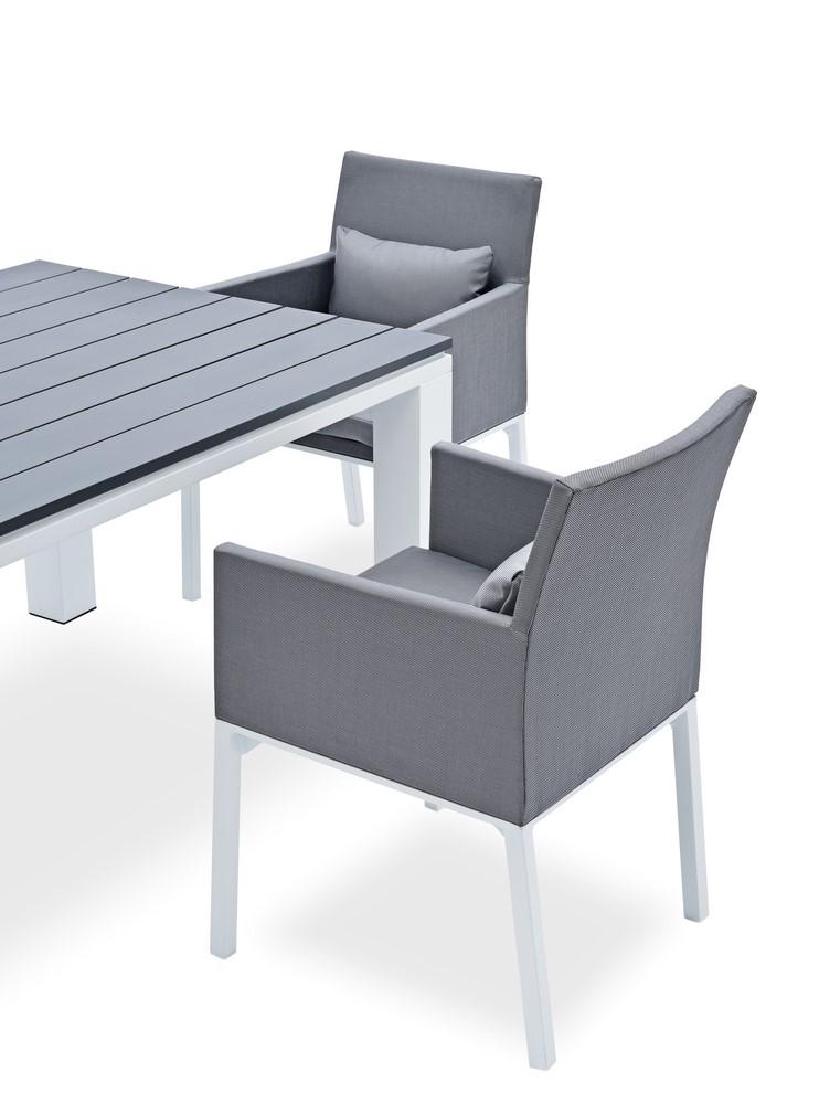 Landmann belardo dining set galiata 6 sessel 1 x tisch for Moderne dekorationsartikel