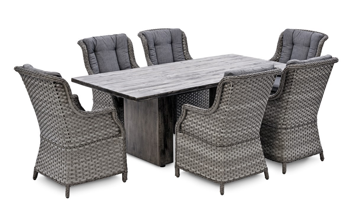 landmann belardo gartentisch tisch rechteckig biston ebay. Black Bedroom Furniture Sets. Home Design Ideas